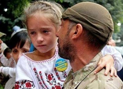 """Украинских воинов на линии разграничения поздравляют местные жители и волонтеры, - пресс-офицер сектора """"Луганск"""" - Цензор.НЕТ 1513"""