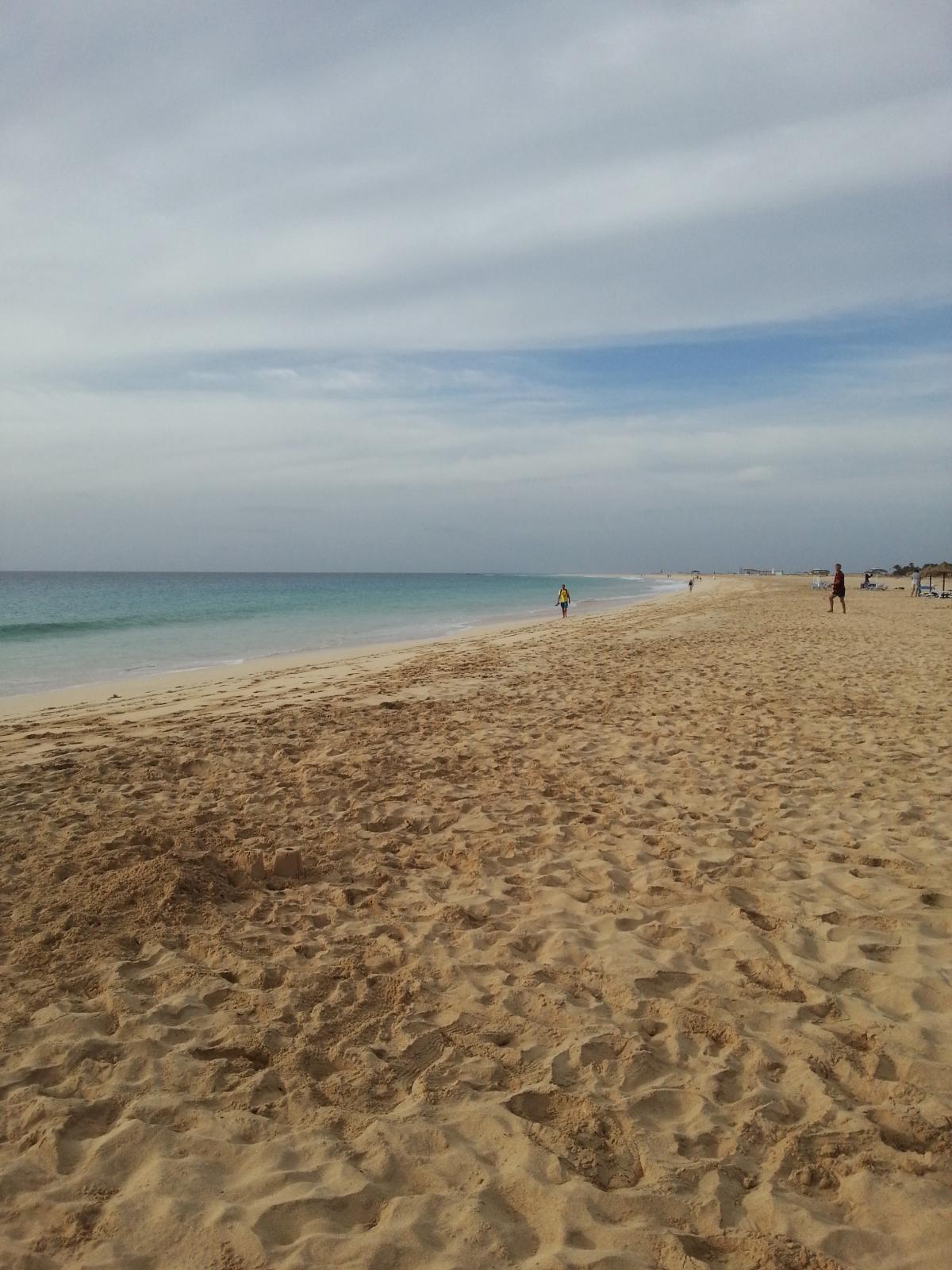 Cape Verde ocean